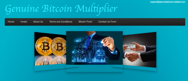 Bitcoin multiplicator sajt